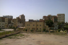 A Building in Al Fayyum Egypt