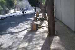 Street work in Gizah Cairo Egypt