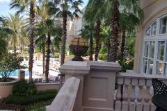 Balcony at Gaylord Palms Orlando, Florida, USA
