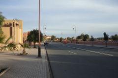 Street in Ouarzazate, Morocco