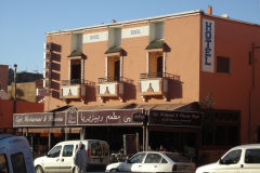 Hotel Royal in Ouarzazate in Morocco