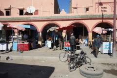Street scene in Essaouira, Morocco