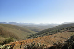 Landscape around Sidi Ifni, Morocco