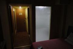 A hotel room in Nanjing, China