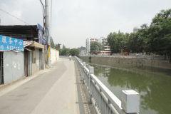 Street scene in Nanjing, China