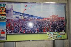 Pictures inside Nanjing Yangtze River Bridge in Nanjing, China