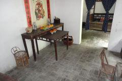 Silk production in Suzhou Silk Museum, China