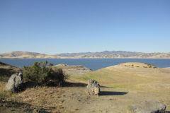 A lake in California, USA