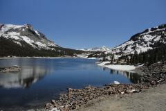 Landscape in Yosemite National Park, California, USA