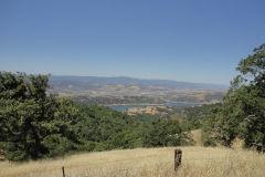 Landscape around Santa Clara, California, USA