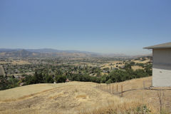 Landscape around Santa Clara, California, USA