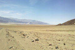 Landscape in Death Valley National Park, California, USA