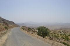Landscape around Tafraoute, Morocco