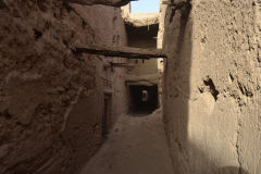 Unnamed old city at the Wadi Draa near Mhamid, Morocco