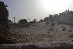 Unnamed old city at the Wadi Draa near Mhamid, Morocco