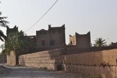 Kasbah Draa near Mhamid, Morocco