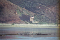 A unknown building at Legzira Beach, Morocco