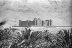 A castle in the Draa Valley, Morocco