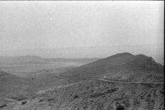 Landscape east of Tafraoute, Morocco