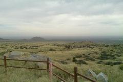 Landscape near White Sands Missile Range, New Mexico, USA