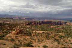 Landscape at the Canyonlands National Park, Utah, USA