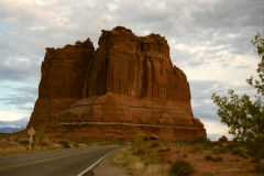 Landscape at Arches national Park, Utah, USA