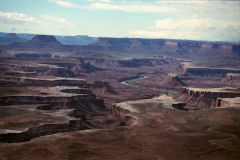 Landscape at Canyonlands National Park, Utah, USA