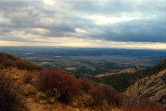 Landscape near Mesa Verde National Park, Colorado, USA