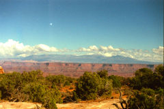 Landscape at Canyonlands National Park, Utah, USA