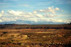 Landscape at Arches National Park, Utah, USA
