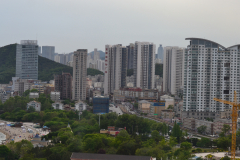 High-rise buidlings in Dalian, China