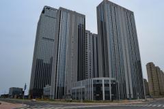 New buildings in Dalian, China