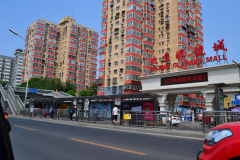 Street scene in Beijing, China