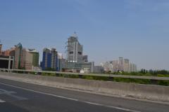 Street scene in Beijing, China