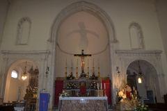 A church in Taormina, Sicily, Italy