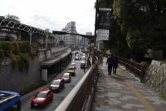 Street scene in Tokyo, Japan