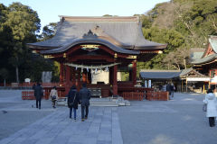 A temple in Kamakura, Japan