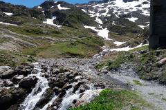 The Great St Bernard Pass in Switzerland