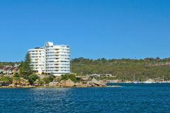 A random building at Sydney Cove, Sydney, Australia