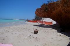 The beach of Coral Bay, Western Australia
