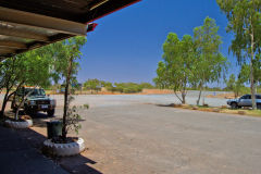 At the Nanutarra Roadhouse between Coral Bay and Tom Price in Western Australia