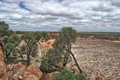 Landscape near Sandstone, Western Australia