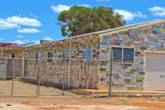 A buidling in Menzies in Western Australia