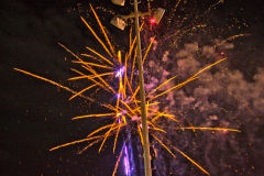 New years eve 2017 at the Kalgoorlie Stadium
