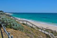 A beach near Perth in Western Australia