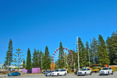 At the Esplanade Park in Fremantle, Western Australia