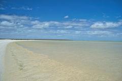 Shell Beach at Shark Bay, Western Australia