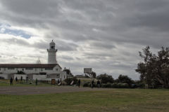 The Macquarie Lighthouse at South Head Sydney, Australia