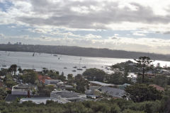 View of Sydney Cove from Watsons Bay Sydney, Australia