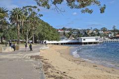 Watsons Bay beach at South Head, Sydney, Australia